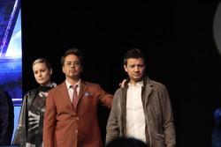 '어벤져스:엔드게임' 프레스 컨퍼런스 초간단 후기