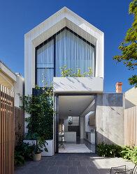 멜버른의 아담한 별장 컨셉