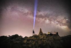 함백산 은하수 (5월 12일)