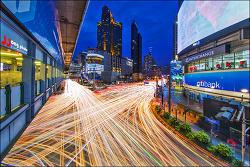 타임랩스로 담은 태국 방콕의 풍경 / Thailand Bangkok Timelapse