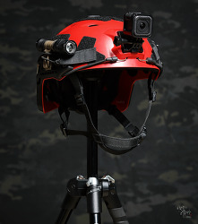 [Helmet] Ops-Core FAST Base Jump Helmet in RED