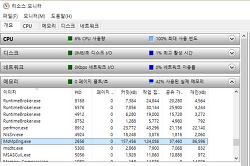 MsMpEng.exe 의 시스템 점유율 낮추기 (CPU, Memory)