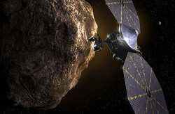 인류가 우주로 보내는 세번째 타임캡슐...소행성 탐사선에 실린다