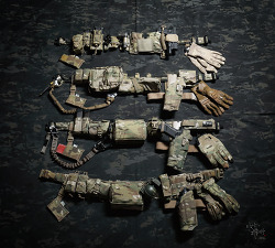 [Tactical belt] CAG, 75th RANGER & MARSOC Belt setup.