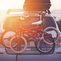 라이딩하기 딱 좋은 계절! 자동차에 자전거 캐리어 달아도 될까요?