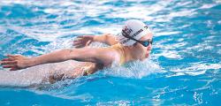 목동녀의 수영실력  - 20200418