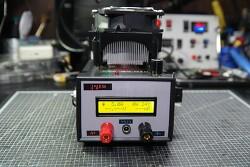 200W급 아두이노 배터리 용량테스터  제작기 - 정전류 방전기 리미티드 에디션!? 입니다 ^▽^)/
