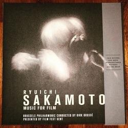 사카모토 류이치 (Ryuichi Sakamoto) - MUSIC FOR FILMS (2019)