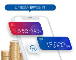 SBI 저축은행 신용대출 신용등급 금리 한도 조건