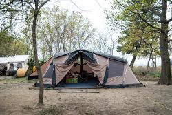 32th 2020년 첫 캠핑을 5월에 영종도 마시란 캠핑장에서..