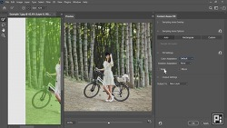 [포토샵 강좌] 사진의 배경을 확장하는 3가지 간단한 방법