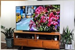엘지 올레드TV를 2021 최고 TV 브랜드 점수를 준 호주 소비자 매거진 초이스의 선택 모델과 특징