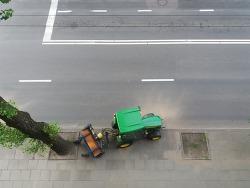 Vilnius 115_청소차