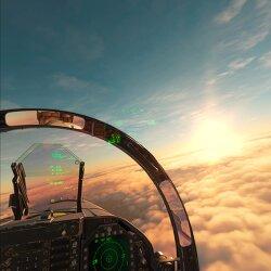 주말의 VR 비행 덕질