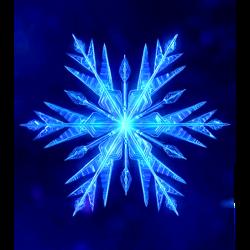 Flashlight ☆ Snow crystal