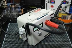 [의뢰품] 수지형 1.5K AC 오토스폿용접기 제작로그