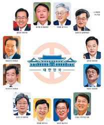 20대 대선... 유권자들의 선택 기준은...?