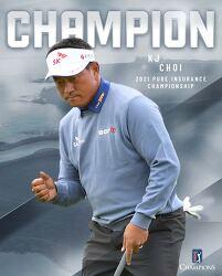 최경주 , 한국인 최초 PGA 챔피언스 투어 우승~!!!! 하이라이트 영상 및 최경주프로 골프클럽 , 스릭슨 ZX5 드라이버 , 스릭슨 ZX7 아이언 , 스릭슨 Z스타 XV골프공