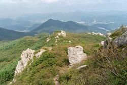부산 금정산 등산코스 및 고당봉 최단코스 살펴보기