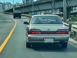 [목격]1996 현대자동차 뉴그랜저 2.0 (HYUNDAI NEW GRANDEUR)