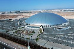 [젯다] 이번달 공식 개장한 세계에서 가장 큰 다목적 돔 구조물, 젯다 슈퍼돔