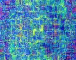 [Digital Art] Square Universe (pixel mixed)