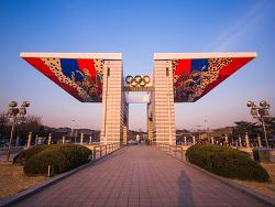 한마음 한뜻으로 더 힘차게! 열정 가득한 올림픽 해외 광고