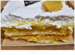 투썸플레이스 고구마 밀크 생크림 케이크, 찐 고구마맛