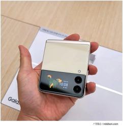 갤럭시 Z 플립3 / 폴드3 역대급 카메라 기능, 사진 리마스터