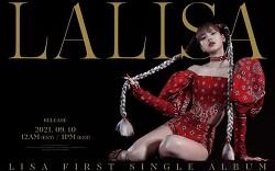 LALISA 1st SINGLE