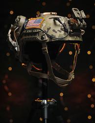 [Helmet] OPS-CORE SF carbon composite Helmet
