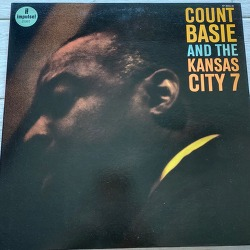 Count Basie and the Kansas City7 (1962년)