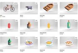 390가지 이상 무료 3D 모델 편집.활용하는 방법