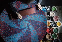 전통 칠기(漆器) 장인의 기술 대물림