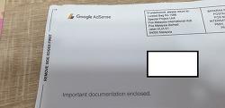구글애드센스 수익금 지급을 위한 핀번호 받기, 입력 방법