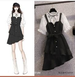 애니 천국 일본의 흔한 인터넷 옷가게 모델