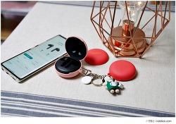 LG 톤 프리 신제품, 마카롱 닮은 블루투스 무선 이어폰