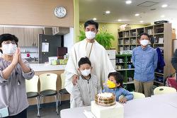 김장환 신부님 서품 기념 축하