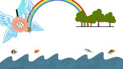 ZOOM 배경아트: Canva 앱으로부터