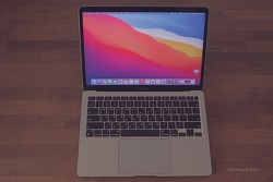 애플 맥북에어 M1 간단 사용후기 장점과 단점