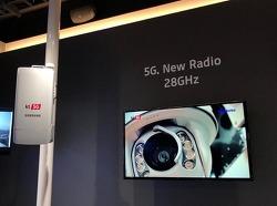 국내 5G 서비스, 스마트폰 28GHz 안테나 내장이 먼저다