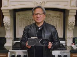 엔비디아 지포스 RTX 30 시리즈 발표, 삼성 8나노 공정채용