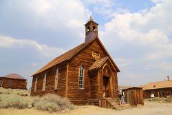보디 주립역사공원(Bodie State Historic Park), 캘리포니아 골드러시의 고스트타운(Ghost Town)