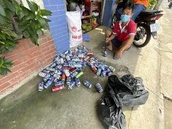 베트남 호치민 코로나 락다운 일상 23
