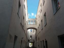 Vilnius 119_골목의 끝