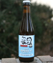 De Leite/Oud Beersel Cuvée Copains (딜라이트/오드 비어셀 꾸베  코페인 ) - 5.0%