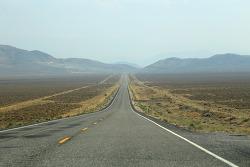 미국에서 가장 외로운 도로 1편 - 펀리(Fernley), 팔론(Fallon), 그리고 미들게이트(Middlegate)