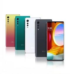LG 벨벳, 해외에 LTE, 10개 색상버전 추가로 낸다