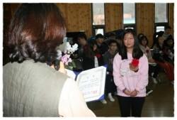 단강초등학교 졸업식