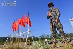 신병 1273기 2교육대 6주차 - 전투사격
